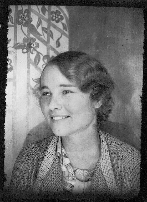 Martha Lea Riddle -1930