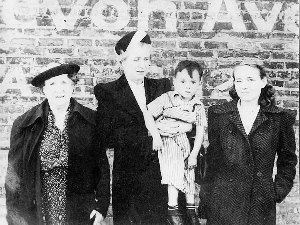 Martha Lea Riddle -1941