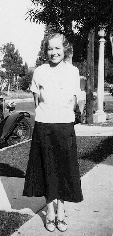 Martha Lea Riddle - 1934a