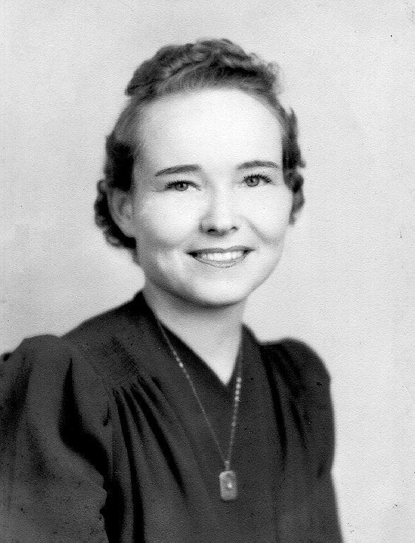 Martha Lea Riddle - 1939a